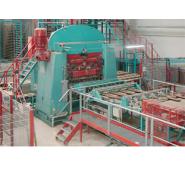 Lắp đặt và cài đặt biến tần MICROMASTER 440 75kW cho máy ép DR6 của nhà máy gạch ngói
