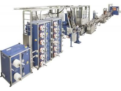 Lắp đặt, cài đặt biến tần SINAMICS DCM 30A cho  hệ thống bọc dây điện